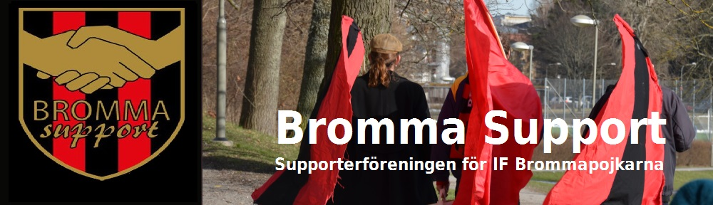 Bromma Support